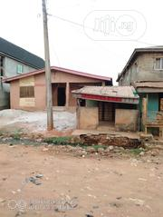 A Full Plot Of Land With A Bungalow In Abule Egba 15MAR02 For Sale | Land & Plots For Sale for sale in Lagos State, Agege