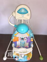 Neatly Used Fisher Price Baby Swing | Children's Gear & Safety for sale in Lagos State, Ojodu
