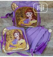 Disney Princess Belle 16inch Full-size Backpack   Bags for sale in Abuja (FCT) State, Kubwa