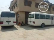 Coster Buses For Hire | Chauffeur & Airport transfer Services for sale in Lagos State, Ikeja