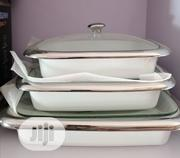 3 Pcs Serving Dish | Kitchen & Dining for sale in Lagos State, Ajah
