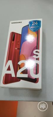 New Samsung Galaxy A20s 32 GB Red | Mobile Phones for sale in Lagos State, Ikeja