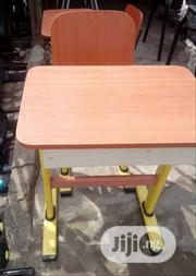 Strong Quality and Durable Study Table With Chair | Furniture for sale in Lagos State
