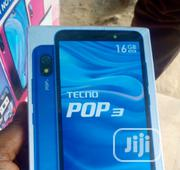 New Tecno Pop 3 Plus 16 GB Blue | Mobile Phones for sale in Abuja (FCT) State, Wuse
