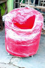 S116 Suffer Single Leather Chair | Furniture for sale in Lagos State