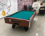 8ft Marble Coin Operated Snooker Pool Table | Sports Equipment for sale in Lagos State, Surulere