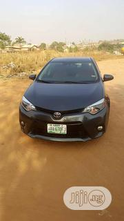 Toyota Corolla 2015 Gray | Cars for sale in Abuja (FCT) State, Kubwa