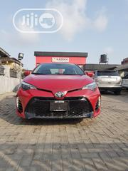 Toyota Corolla 2017 Red | Cars for sale in Lagos State, Lekki Phase 2