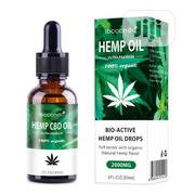 Ibcccndc: Hemp CBD Oil - 2000mg (30ml) | Vitamins & Supplements for sale in Lagos State, Ajah