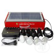 Solar Home Lighting Kit- 4bulbs Super-bright 2W Leds | Accessories & Supplies for Electronics for sale in Abuja (FCT) State, Garki 2