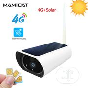 Rechargeable 4g CCTV Solar Power Sim Card Camera   Accessories & Supplies for Electronics for sale in Lagos State, Maryland