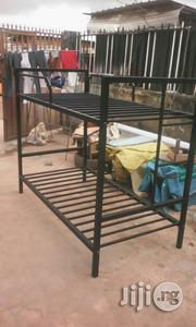 Double Metal Bunk Bed | Furniture for sale in Lagos State, Victoria Island