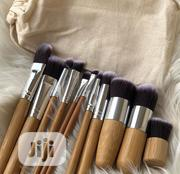 Bamboo Brush Set | Makeup for sale in Lagos State, Alimosho