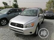 Toyota RAV4 2006 V6 Silver | Cars for sale in Abuja (FCT) State, Galadimawa