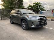 Toyota Highlander 2017 Green | Cars for sale in Lagos State, Ikeja