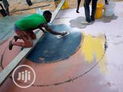 Professional Concrete Stamp Floor Installation | Cleaning Services for sale in Lagos State