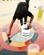 Stamping Concrete Floor Installation And Polishing Service | Building & Trades Services for sale in Lagos State