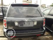 Honda Pilot 2006 EX 4x4 (3.5L 6cyl 5A) Gray | Cars for sale in Lagos State, Ikeja