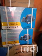 0.75hp Agold Water Pump Italian Standard | Manufacturing Equipment for sale in Lagos State, Orile