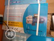 1hp Agold Stainless Water Pump | Manufacturing Equipment for sale in Lagos State, Orile
