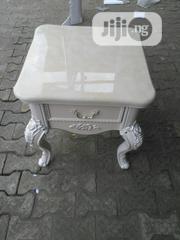 Marble Top Royal Side Stool   Furniture for sale in Lagos State, Ojo