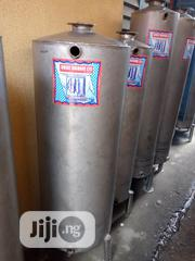 """20"""" Stainless Steel Tank 