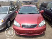Toyota Corolla 2006 S Red | Cars for sale in Rivers State, Port-Harcourt