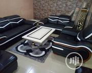 7seater Turkey Leather Sofa   Furniture for sale in Lagos State, Ajah