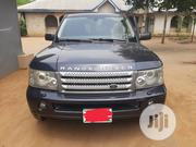 Land Rover Range Rover Sport 2008 TD Blue | Cars for sale in Akwa Ibom State, Uyo