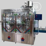 Washing, Filling And Capping Machine   Manufacturing Equipment for sale in Lagos State, Orile