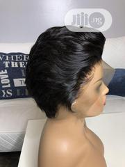 Pixie Cut Frontal Wig   Hair Beauty for sale in Lagos State, Lagos Island