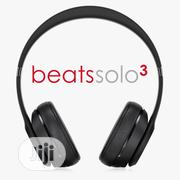 Beats Solo3 Wireless On-ear Headphones - Apple W1 Headphone Chip | Headphones for sale in Lagos State, Ikeja