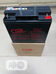 Csp Battery 12V /18ah | Electrical Equipment for sale in Lagos State, Ikeja