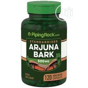 Arjuna Bark (Standardized Extract) 500 MG - 120 Caps | Vitamins & Supplements for sale in Lagos State, Alimosho