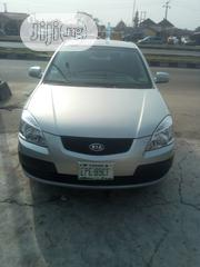 Kia Rio 2006 Silver | Cars for sale in Lagos State, Surulere