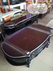Royal Wooden Center Table And Tv Stand | Furniture for sale in Lagos State, Ajah