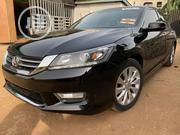 Honda Accord 2013 Black | Cars for sale in Lagos State, Ikeja