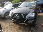Mercedes-Benz M Class 2009 ML350 AWD 4MATIC Black | Cars for sale in Lagos State, Apapa