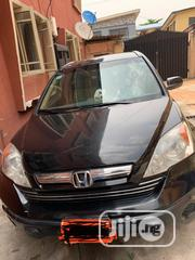 Honda CR-V 2008 2.4 EX-L Automatic Black   Cars for sale in Lagos State, Surulere