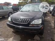 Lexus RX 2002 Black | Cars for sale in Lagos State, Apapa