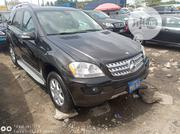 Mercedes-Benz M Class 2007 Black | Cars for sale in Lagos State, Apapa