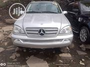 Mercedes-Benz M Class 2005 Silver | Cars for sale in Lagos State, Apapa