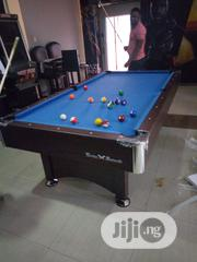8feet Snooker Board With Complete Accessories | Sports Equipment for sale in Lagos State, Ikeja