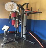 Three Station Gym   Sports Equipment for sale in Lagos State, Lekki Phase 1