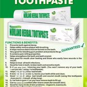 Norland Anti Bacteria Herbal Toothpaste | Bath & Body for sale in Ondo State, Okitipupa