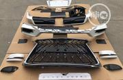 Lx570 Spoiler With Grill 2020 | Vehicle Parts & Accessories for sale in Lagos State, Mushin
