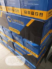 Capital 200ah Inverter Battery | Electrical Equipment for sale in Lagos State, Ojo