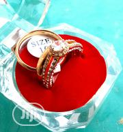 Gold Plated Titanium Wedding Rings | Wedding Wear for sale in Lagos State