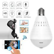 Webcam IR Night Vision HD LED Light Camera Bulb   Security & Surveillance for sale in Lagos State, Surulere