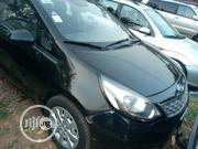 Kia Rio 2012 Black | Cars for sale in Abuja (FCT) State, Jabi